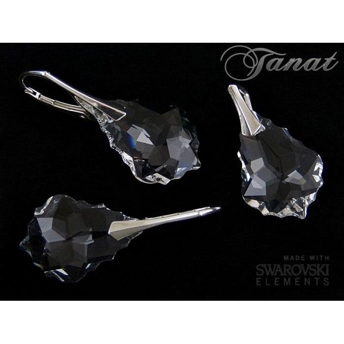 Baroque 3x22mm Crystal