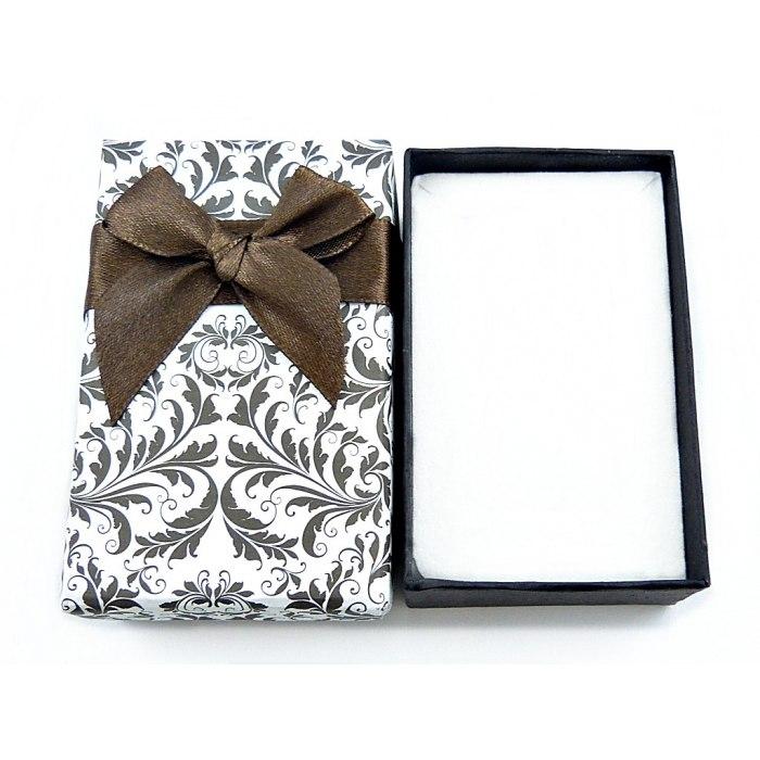 Pudełko 5x8x2,7 cm - ornament