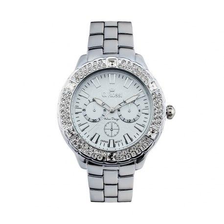 G.Rossi - silver/white 8527B