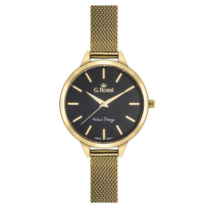 G.Rossi - gold/black 10296B