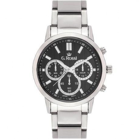 G.Rossi - silver/black 10762B