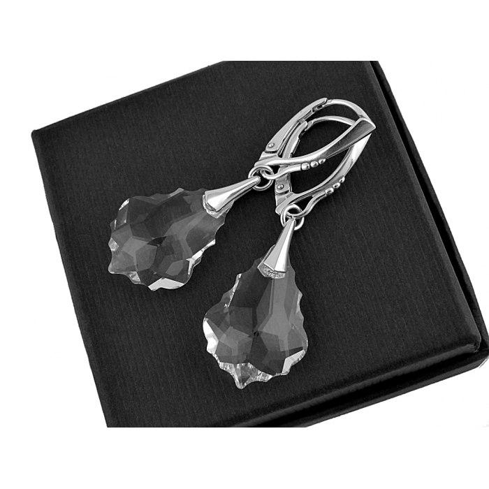 Kolczyki barok Crystal