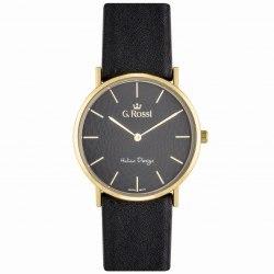 Zegarek G. Rossi - gold/black 008709D