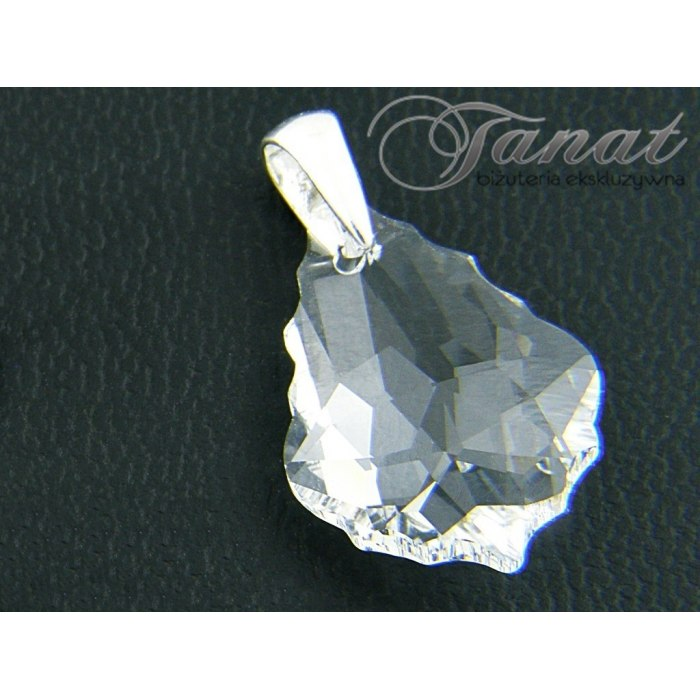 Baroque 1x22mm Crystal