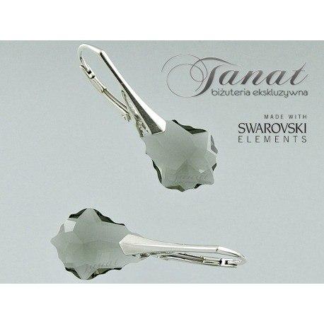 Baroque 2x16mm Black Diamond