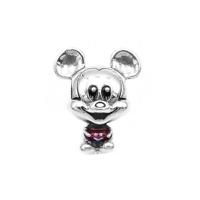 Srebrny koralik Disney Myszka Miki Beads